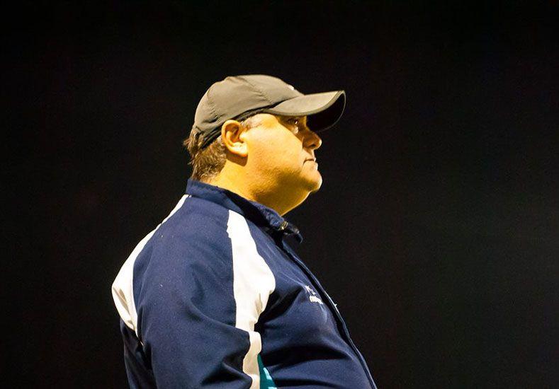 El entrenador Sergio Busciglio disfruta del presente de su equipo