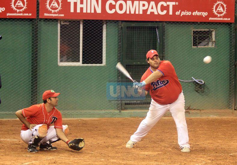 En dos categorías. El torneo cuenta con dos categorías en Lanzamiento Lento. Se trata de la +35 y la +40.  Foto UNO/Diego Arias