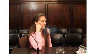 Laura Spoturno. Foto UNO