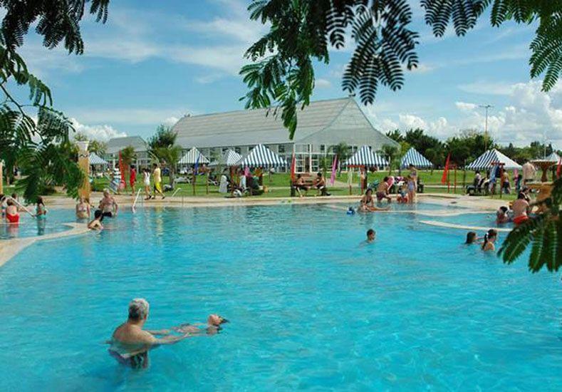 Convocan. Los parques acuáticos y las termas de la provincia son los productos más fuertes. Foto Gentileza/Facebook Turismo Federación