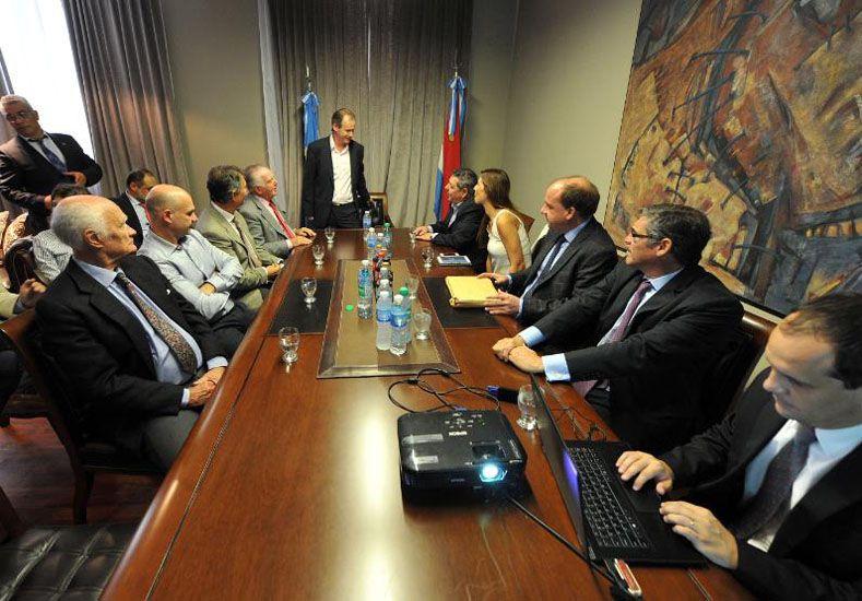 Bordet recibió una propuesta de Cambiemos para el crecimiento económico de Entre Ríos
