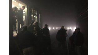 Así se evacuó un tren de metro tras las explosiones del atentado en Bruselas