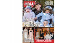 Revista Hola, este jueves opcional con Diario UNO