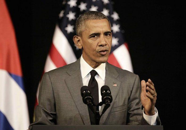 Obama en Cuba: Vine a sepultar las últimas trazas de la Guerra Fría
