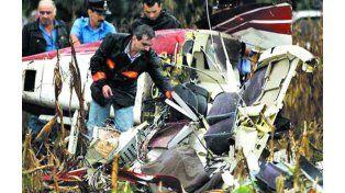 Carlos Saúl Facundo Menem murió al precipitarse en marzo de 1995 el helicóptero en el que viajaba junto a Silvio Oltra.