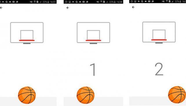 Hay un juego de básquet escondido en el Messenger de Facebook: cómo activarlo