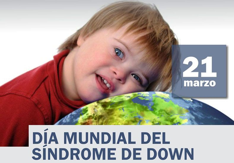 Síndrome de Down: destacan los beneficios de los entornos inclusivos