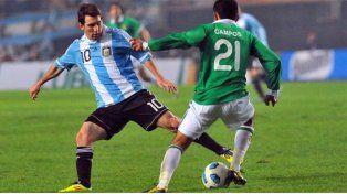 El partido entre Argentina y Bolivia está cerca de suspenderse