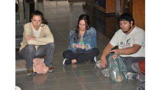Relatos del inicio del horror en la Facultad de Ciencias de la Educación