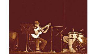 Noche de Afro Blues en La Vieja Usina