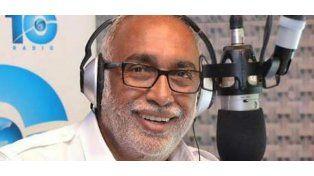 El Negro Oro abandonó (una vez más) un programa de radio