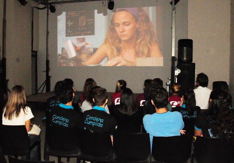 Esta semana continuarán con la proyección del material audiovisual y debatiendo en la Casa de la Cultura de Entre Ríos.