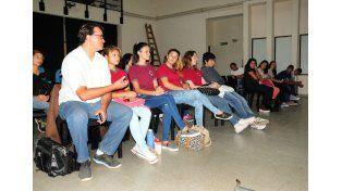 El martes continúa la proyección de cortos que preceden debates sobre Derechos Humanos