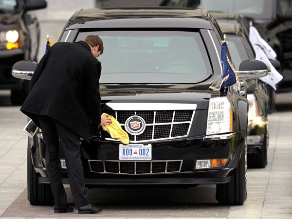 Así es la Bestia que traerá Barack Obama a la Argentina