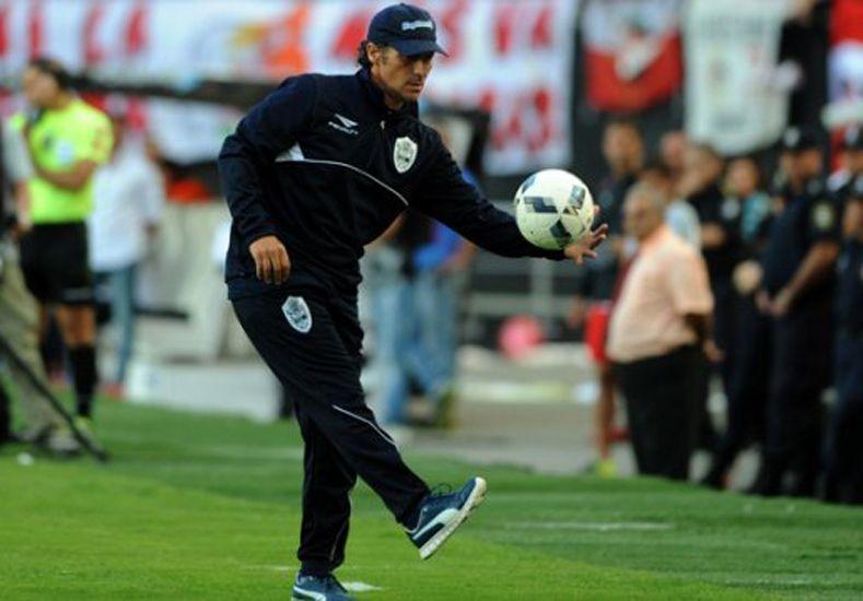Pedro Troglio a un paso de Tigre