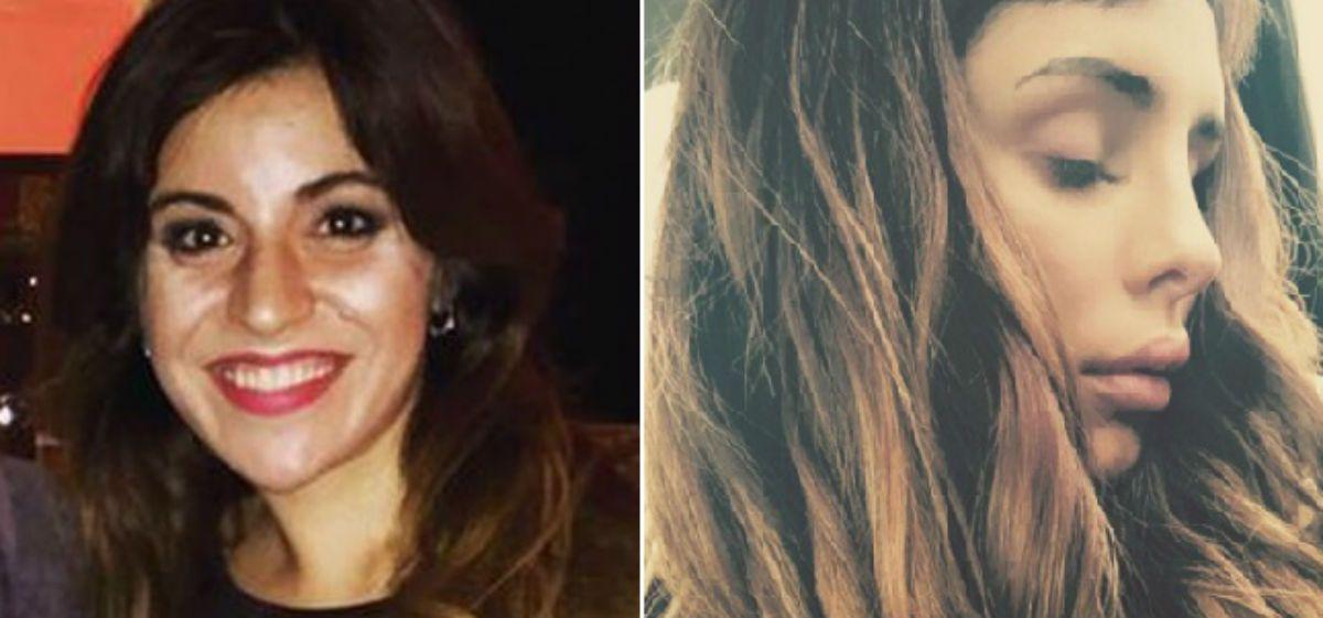Gianinna Maradona arremetió contra una foto de Candelaria Tinelli