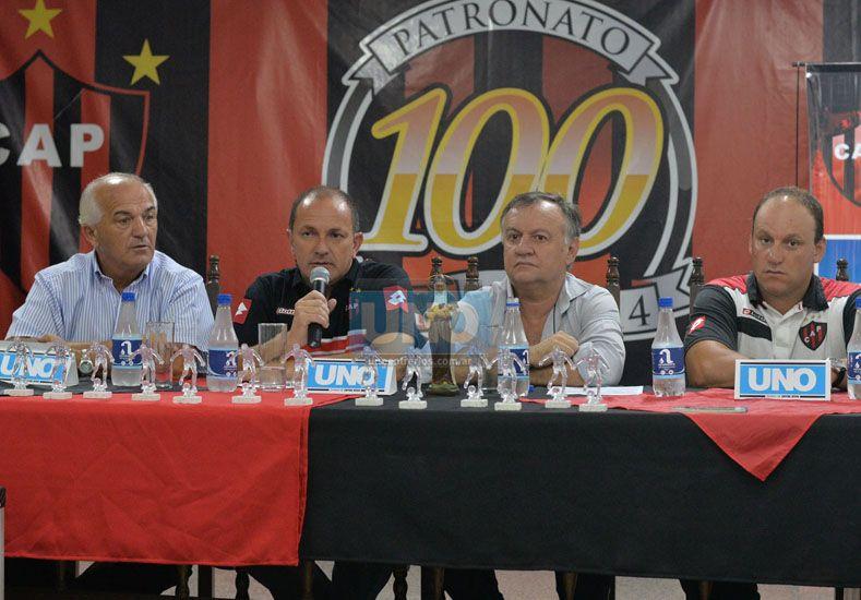 Las autoridades brindaron detalles de lo que será la séptima edición del torneo. (Foto UNO/Juan Manuel Hernández)