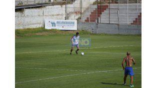 Reynoso indicó que la victoria ayudará a cambiar el futuro del equipo. (Foto UNO/Mateo Oviedo)