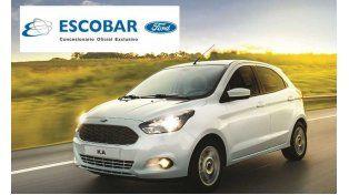 Llegó el Nuevo Ford Ka a Escobar