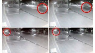 Vídeo: así fue el choque del patrullero que mató a un joven en Laferrere