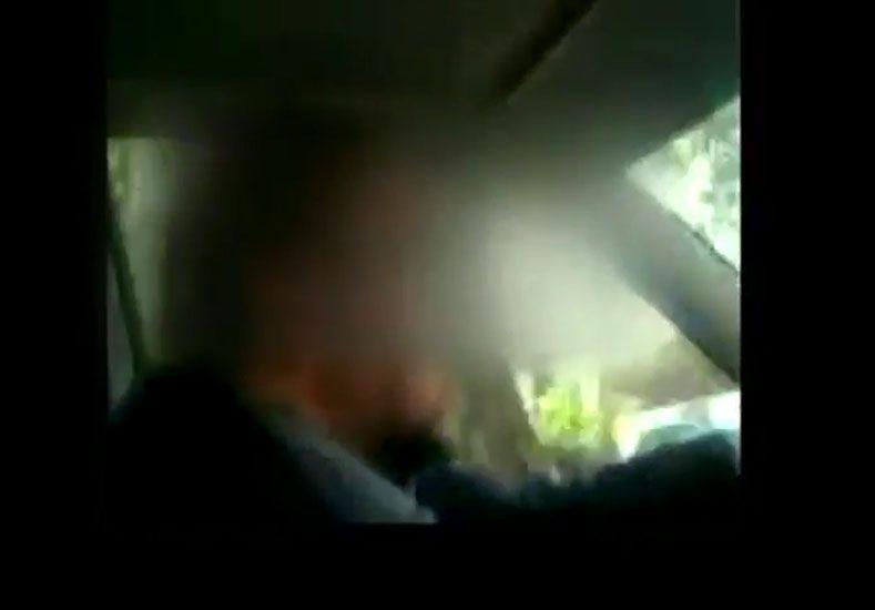 El video que aportó Bahler a la Justicia para denunciar el plan para matarlo