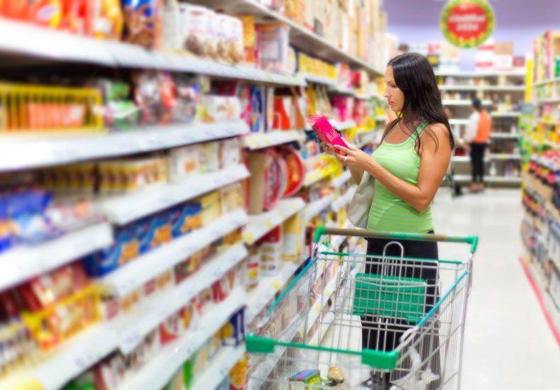 Supermercados deberán publicar una lista de precios de productos en forma diaria