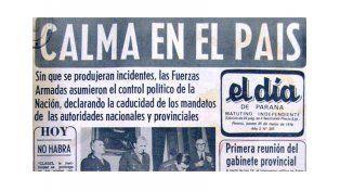Se inaugurará una muestra sobre el Terrorismo de Estado en Entre Ríos