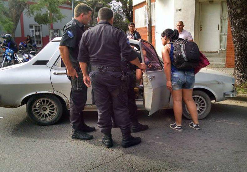 Fuerte choque en Urquiza y Gran Chaco