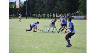 Los Caballeros de Rowing irán a Rosario del 9 al 12 de junio al Regional A.  Foto UNO/Juan Manuel Hernández