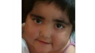 Tratamiento. Tiene 4 años y se recupera en Buenos Aires.