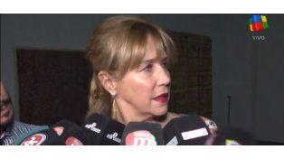 """Tinayre se enojó con la prensa y dijo estar """"sorprendida"""" por el romance de su hijo con Pampita"""