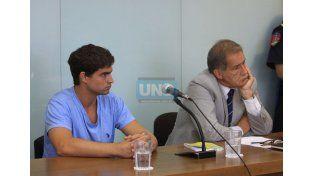 La Oficina de Gestión de Audiencias (OGA) fijó fecha para el debate oral y público que juzgará a Laporta. (Foto UNO/Archivo)