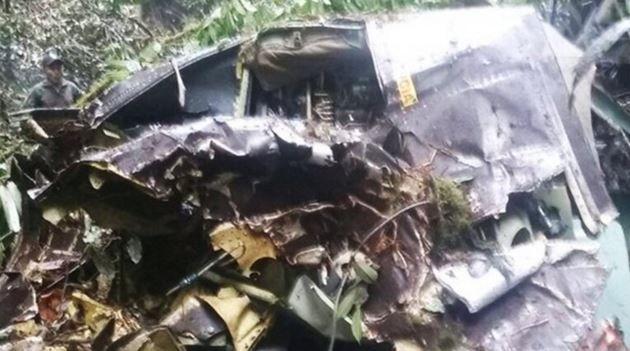 Un avión militar se estrelló en Ecuador y murieron 22 personas