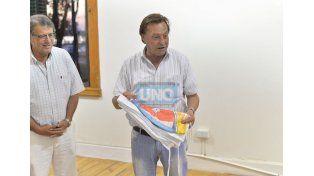 Afugg agradeció el apoyo que tuvieron para viajar a Mar del Plata