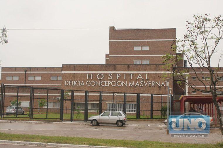 Este martes murió un motociclista que estaba internado en el hospital Masvernat.
