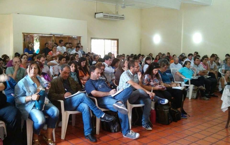 El nuevo Congreso Extraordinario se realizará en San Salvador . (Foto: Agmer)