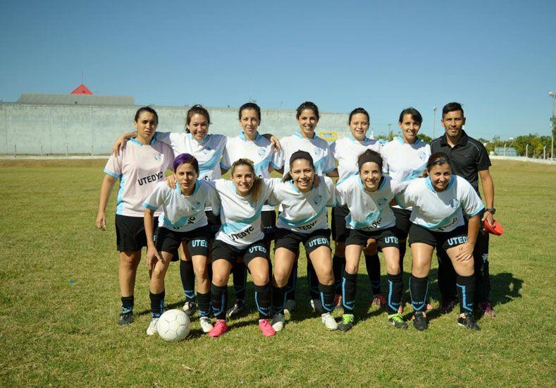 El fútbol también fue parte del encuentro y Don Bosco no faltó a la cita. Foto Gentileza/Club Don Bosco