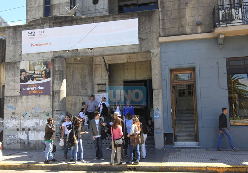 Polo. Se busca fortalecer el acceso al conocimiento.  Foto UNO/Juan Ignacio Pereira