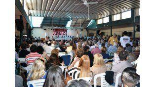 Debate. El objetivo de los radicales es debatir el rol del partido dentro de la alianza gobernante.