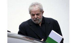 Dieron a conocer los motivos del pedido de detención de Lula