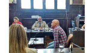 Unificación. El fiscal Candioti dijo que Vera debe cumplir ocho años y dos meses en la cárcel.