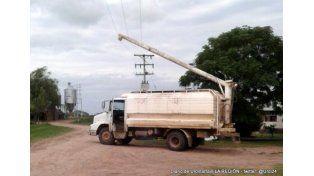 Joven camionero murió electrocutado