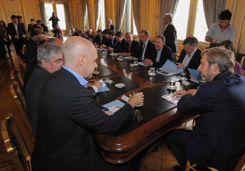 Bordet dijo que es positiva la nueva propuesta de devolución de fondos