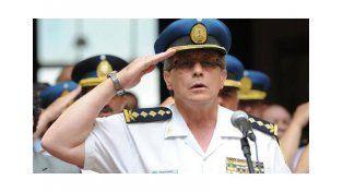 Renunció el jefe de la Policía Federal Argentina