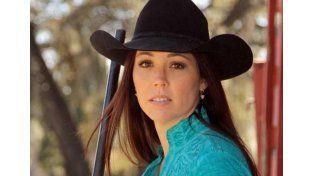 La joven activista pro armas está fuera de peligro. Foto: Facebook