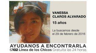 Buscan a una adolescente de 15 años desaparecida hace once días