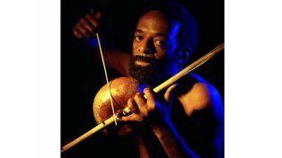 Murió el percusionista y compositor Naná Vasconcelos