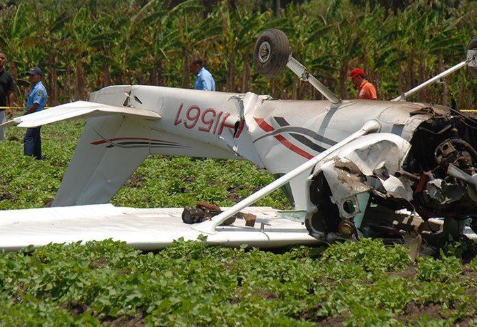 Chocaron dos avionetas en General Rodríguez: hay 3 muertos