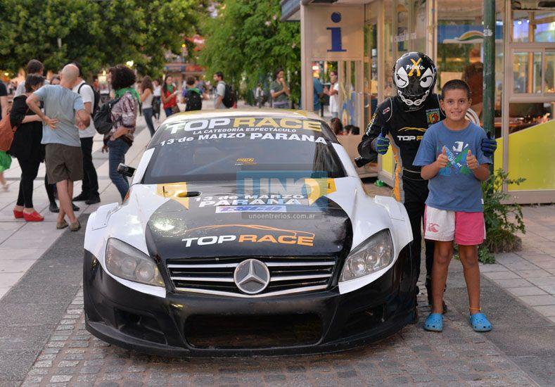 El Top Race V6 llega a Paraná