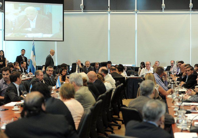 El Gobierno aceptó cambios al proyecto para pagarle a los fondos buitres
